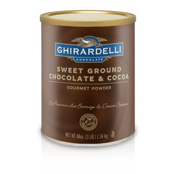 Ghirardelli Sweet Ground Chocolate and Cocoa Baking & Desserts