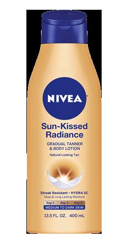 NIVEA Sun-Kissed Radiance Medium to Dark Tanner