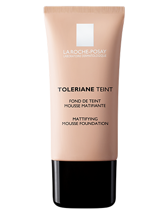 La Roche-Posay Toleriane Teint Mousse