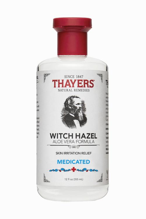 Thayers Medicated Skin Irritation Relief Witch Hazel Toner