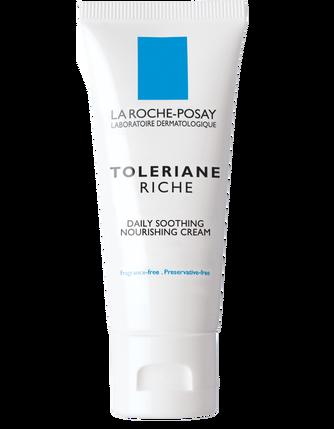 La Roche-Posay Toleriane Riche Face Moisturizer for Very Dry Skin
