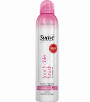 Suave® Professionals Hair Spray Aerosol Touchable Finish Extra Hold