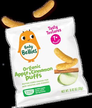 Baby Bellies Organic Apple & Cinnamon Puffs by Little Bellies