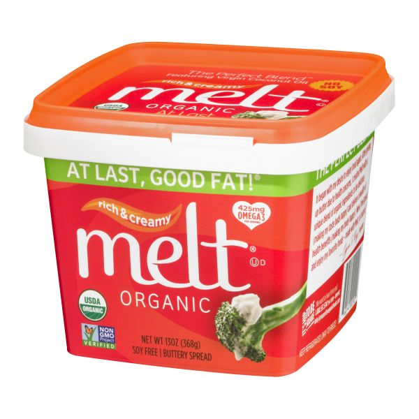 Melt Organic Butter Replacement