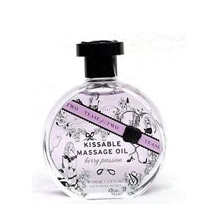 Victoria's Secret Tease For Two Kissable Berry Passion Massage Oil