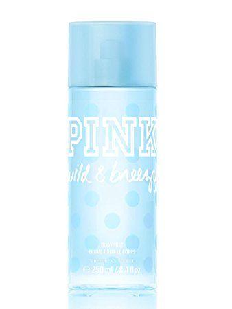Victoria's Secret Pink Wild And Breezy Body Mist