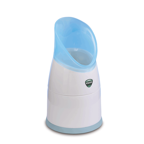 Vicks® Portable Personal Steam Inhaler V1300
