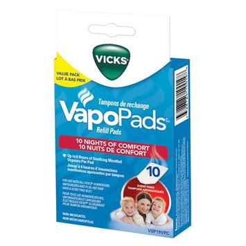Vicks® Soothing Menthol VapoPads