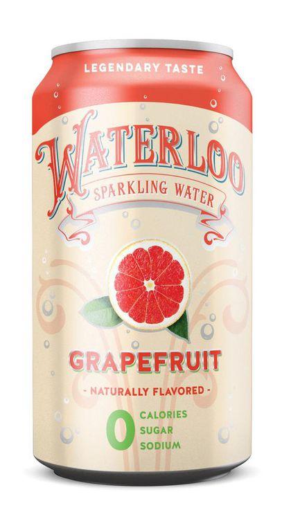 Waterloo Sparkling Water Grapefruit
