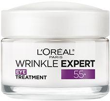 L'Oreal Paris 55+ Anti-Wrinkle Eye Treatment