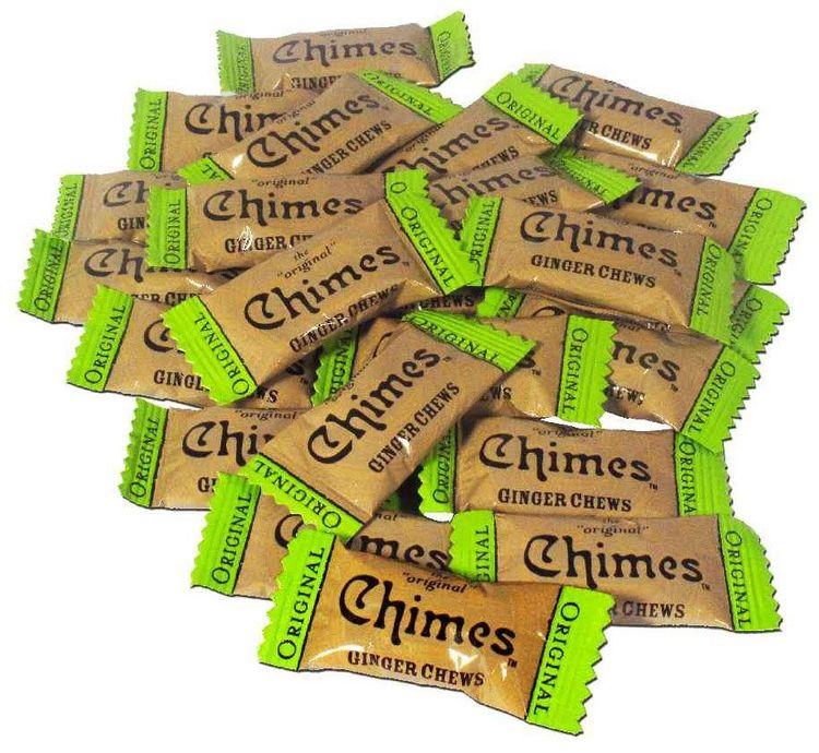 Chimes Original Ginger Chews