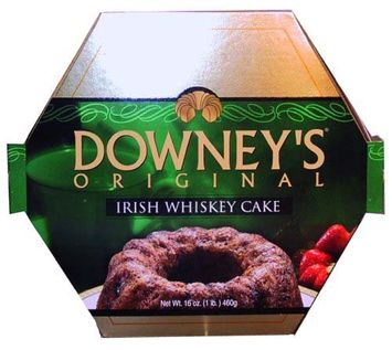 Downey's Original Irish Whiskey Cake