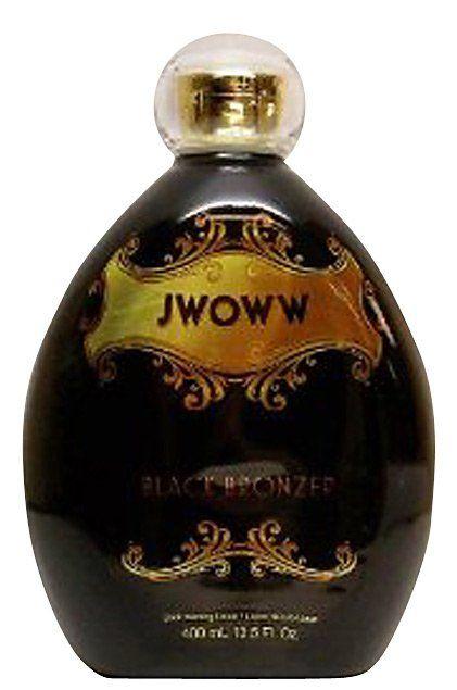 Australian Gold Jwoww Black Bronzer Dark Tanning Lotion, 13.5 oz
