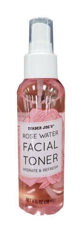 TRADER JOE'S Rose Water Facial Toner