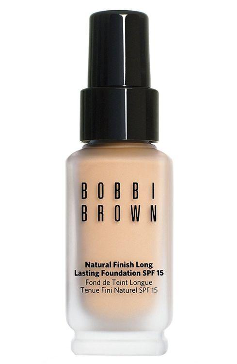 BOBBI BROWN Natural Finish Long Lasting Foundation SPF 15