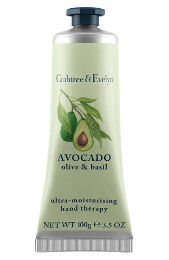 Crabtree & Evelyn AVOCADO Ultra-Moisturizing Hand Therapy