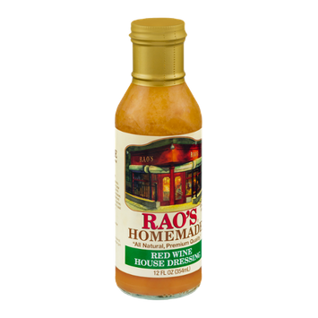 Rao's Homemade Red Wine House Dressing