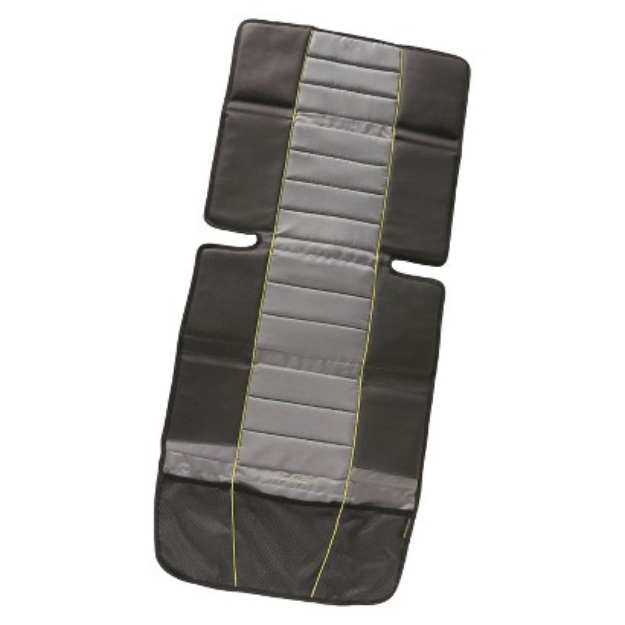 Eddie Bauer Deluxe Car Seat Protector - Black