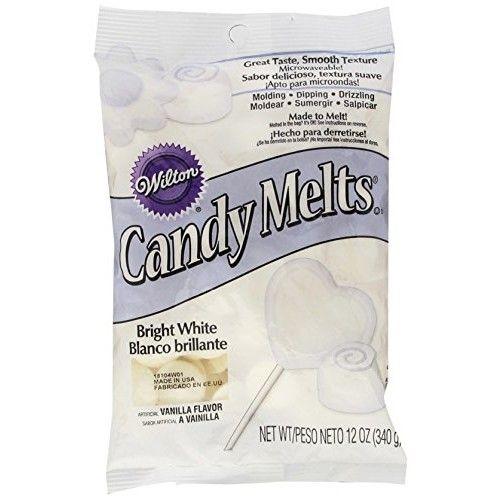 Wilton Candy Melts, White, 12 oz.