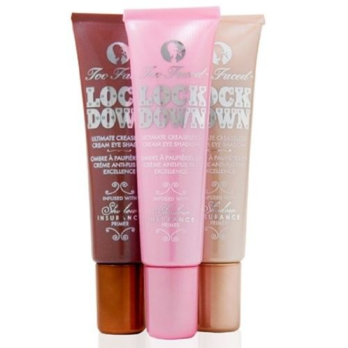 Too Faced Lockdown Ultimate Creaseless Cream Eye Shadow