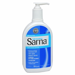 Sarna Original Anti-Itch Lotion