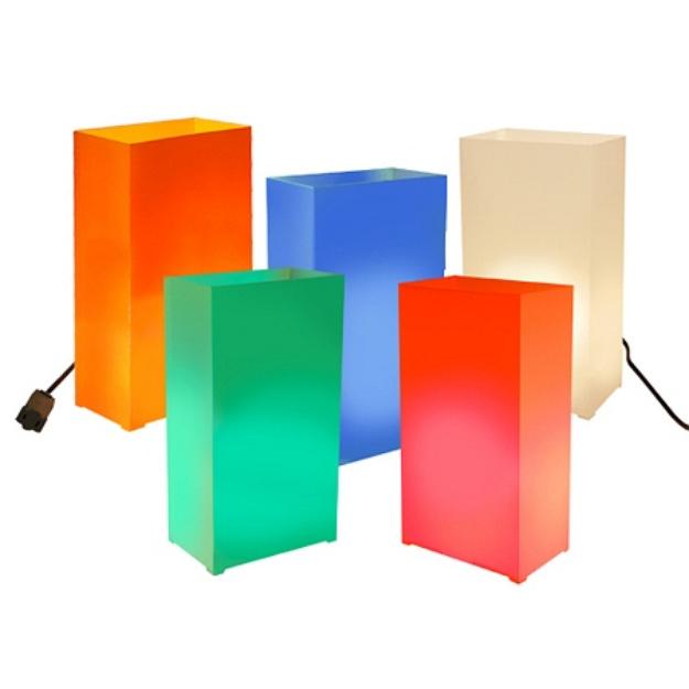 Lumabase Electric Luminaria Kit - (10 Count)