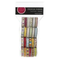 American Crafts Seasonal 2 Premium Ribbon Value Pack - 24 Spools