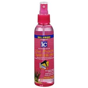 Fantasia IC Hair Polisher Heat Protector Straightening Spray