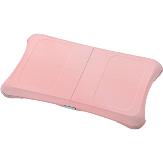 Memorex 89226 Wii Fit Balance Board Silicone Sleeve -Pink