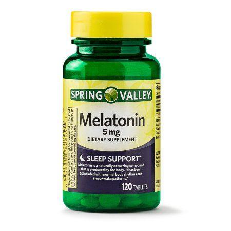 SPRING VALLEY® Melatonin Tablets