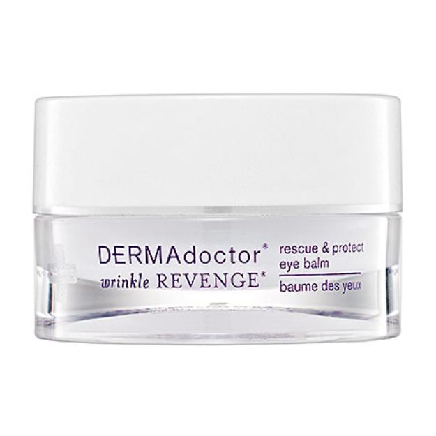 DERMAdoctor wrinkle REVENGE Wrinkle Revenge rescue & protect eye balm