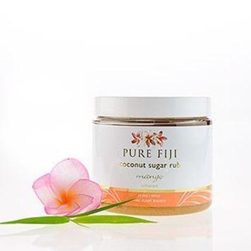 Pure Fiji Coconut Sugar Rub Mango, 15.5 Ounce