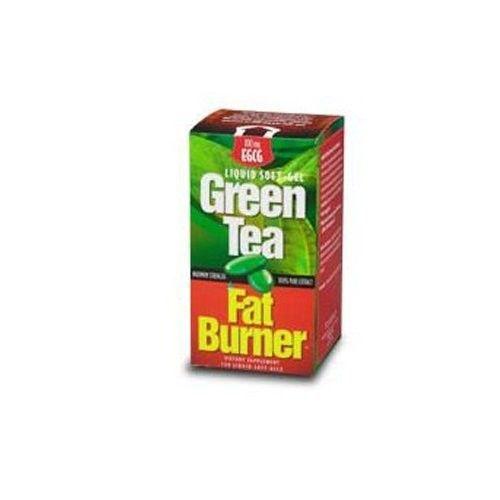 Fat Burner with EGCG 200 Applied Nutrition Green Tea Fat Burner with EGCG, 400mg ( 200 Soft gels )