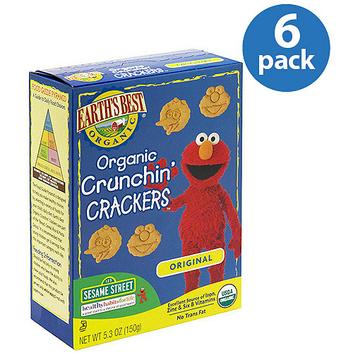 Earth's Best Original Crackers
