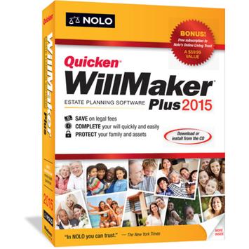 Quicken WillMaker Plus 2015 (PC)