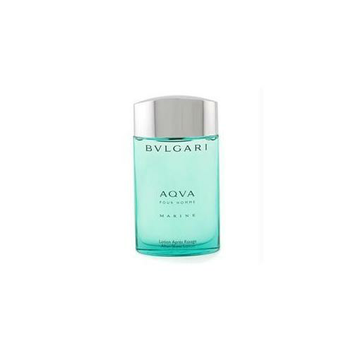 Bulgari Aqva Pour Homme Marine After Shave Splash - 100ml / 3. 4oz