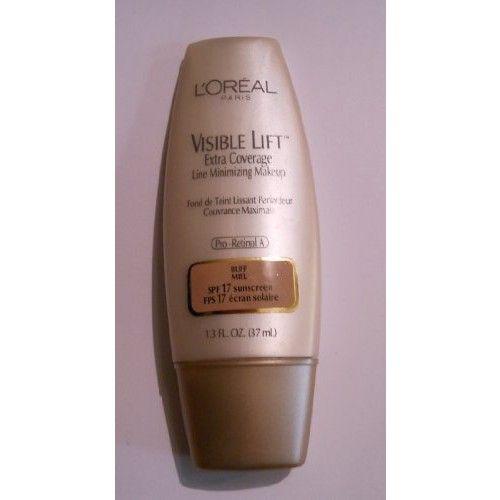 L'Oréal Paris Visible Lift Extra Coverage Line Minimizing Makeup (Pro-Retinol A)