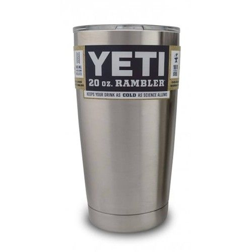 Yeti Rambler Tumblers 20 oz.
