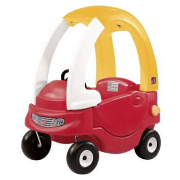 Step2 Toddle Tune Coupe - Red