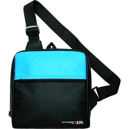 Power A Universal DS Sling Pack - Blue and Black