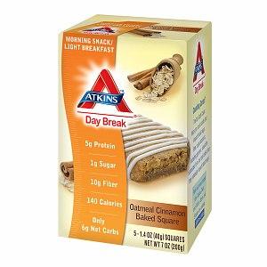 Atkins Day Break Snack Squares