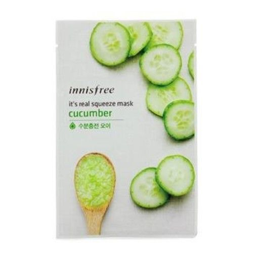 innisfree It's Real Squeeze Mask Cucumber