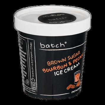Batch Ice Cream Brown Sugar Bourbon & Pecan