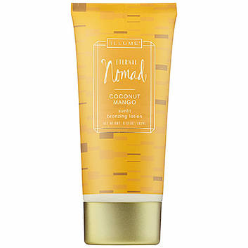 Illume Eternal Nomad Sunlit Bronzing Lotion Coconut Mango 6.5 oz