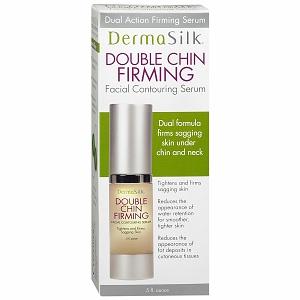 DermaSilk Double Chin Firming Facial Contouring Serum