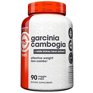 Top Secret Nutrition Garcinia Cambogia 60 HCA White Kidney Bean