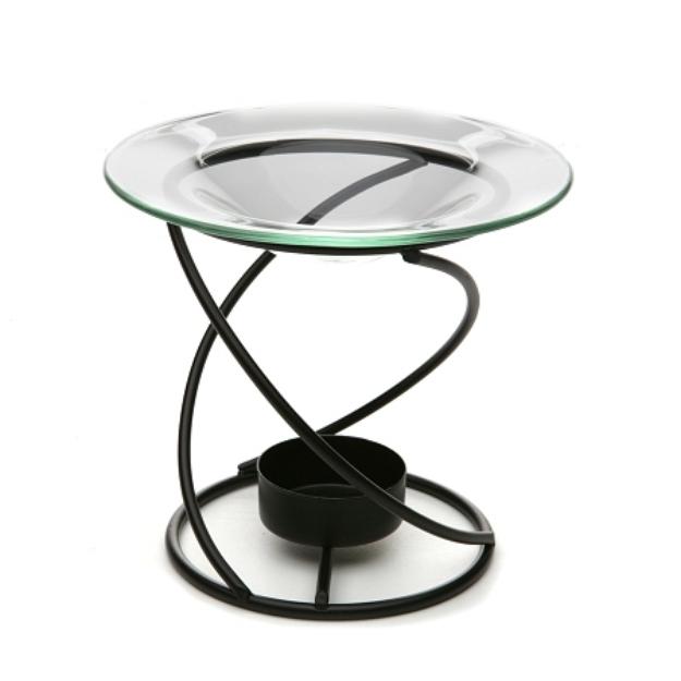 Slide: Aura Cacia Spiral Candle Lamp
