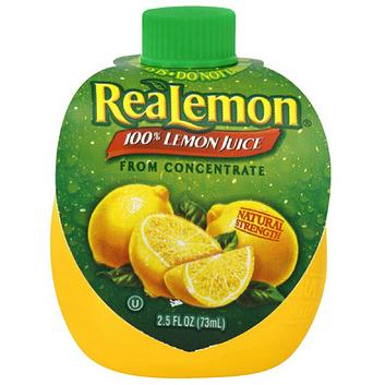 Realemon 100% Lemon Juice