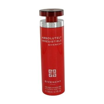 Absolutely Irresistible by Givenchy for Women 6.7 oz Sensational Body Veil (Lotion)