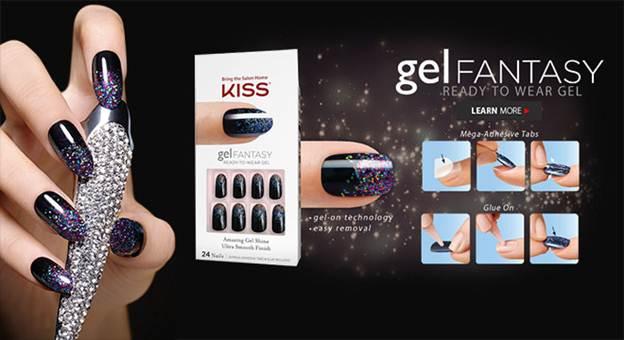 Kiss® Gel Fantasy